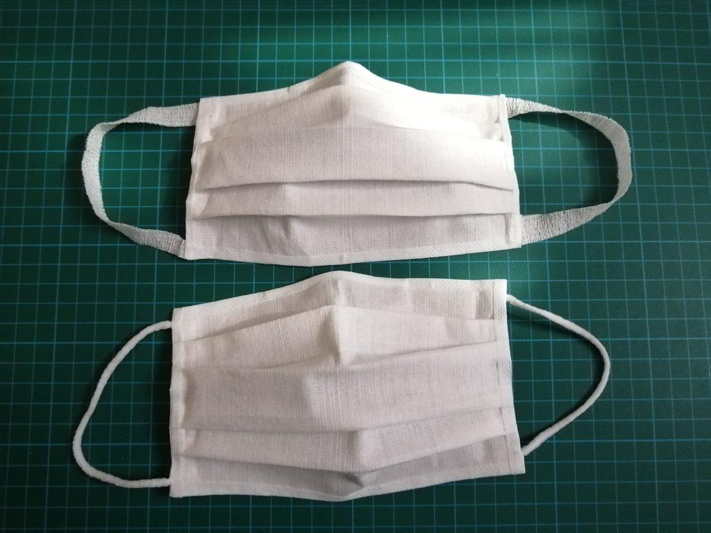 マスク で 手作り ワイプ オール